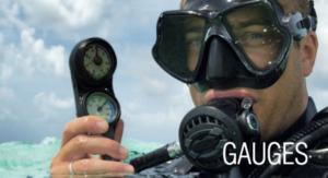 dive gauges